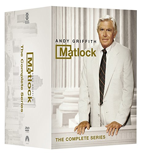 Matlock: The Complete Series -