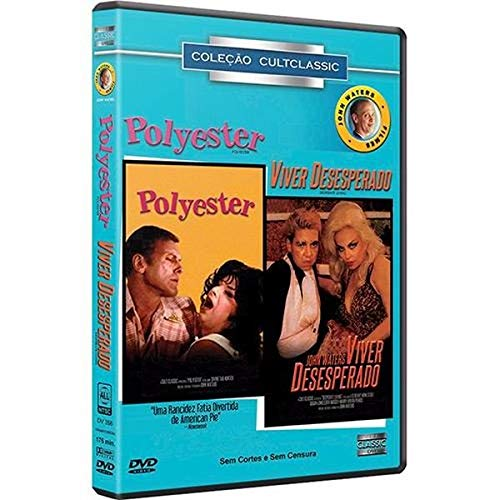 Amazon Com Dvd Polyester Viver Desesperado Polyester Desperate Living Subtitles In English Spanish Portuguese Region Free Susan Lowe Tabe Hunter Mink Stole John Waters Movies Tv Desperate definition, reckless or dangerous because of despair, hopelessness, or urgency: amazon com dvd polyester viver