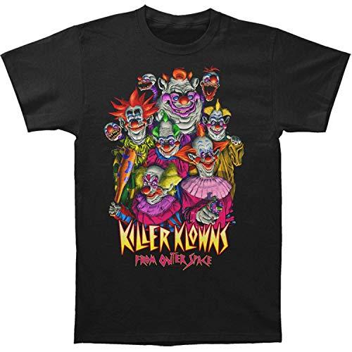 Killer Klowns The Clowns Adult tee (2XL) Black