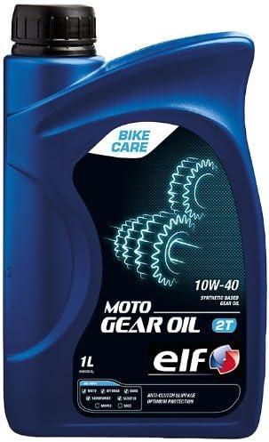 elf(エルフ)バイク用 ギアオイル/MOTO GEAR OIL 10W-40 /1.0ℓ 194969