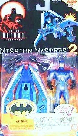 Knight strike batman Mission Masters 2 2000 batman animated adventures by Kenner