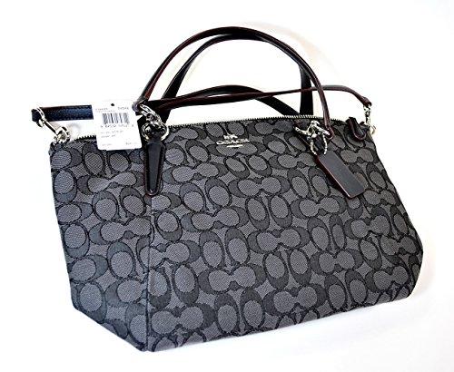 coach gray purse thil  Coach OTL Signature J Small Kelsey