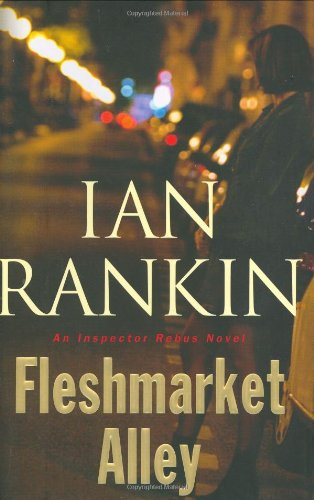 book cover of Fleshmarket Close