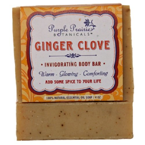 Ginger Clove - 3 pack Soap