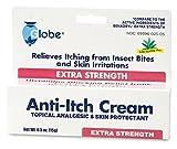 Anti-Itch Cream with Histamine Blocker