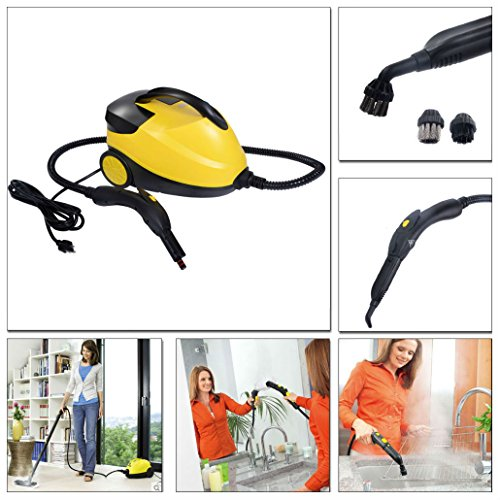 Professional Handheld Heavy Duty Steam Cleaner Carpet Ste...
