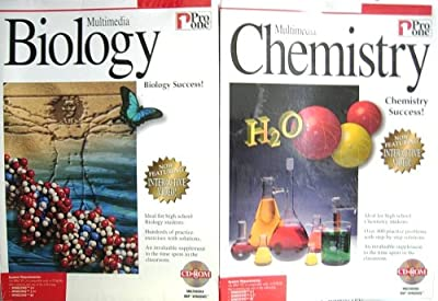 Multimedia Biology from Pro One Software