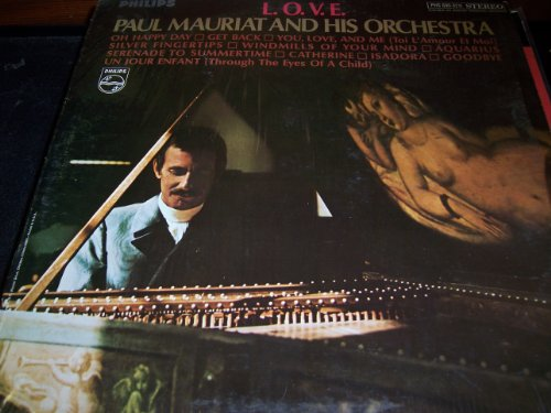 L.O.V.E. Paul Mauriat and his Orchestra (Paul Mauriat & His Orchestra Blooming Hits)
