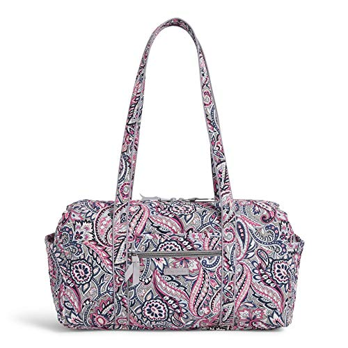 Vera Bradley Signature Cotton Travel Duffel Bag, Gramercy Paisley