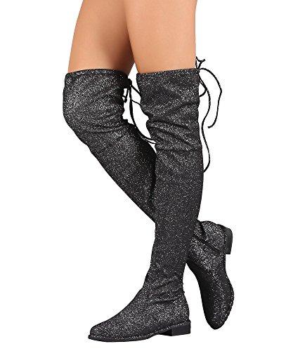 high boots dress up - 1
