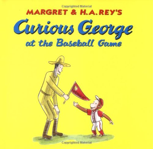 Curious George at the Baseball Game by HMH Books (Image #2)