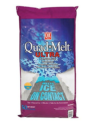 Melter Ice Milazzo (Quad Melt Ice Melter Bagged 50 Lbs.)