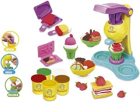 Junior Master Chef - Set Helados de plastilina (Reig 8404): Amazon.es: Juguetes y juegos