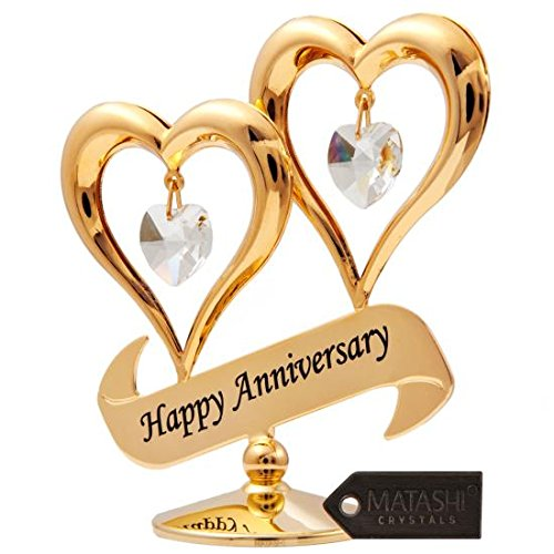 Matashi Anniversary Double Ornament Crystals product image