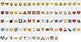 Emoji Letter Pack for Locomocean  A4 Lightbox
