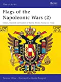 img - for Flags of the Napoleonic Wars (2) : Austria, Britian, Prussia, & Russia (Men at Arms Series, 78) book / textbook / text book