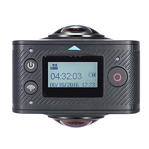 shopit Dual-Lens 360 Panoramic Action Camera ()