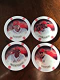 2014 Topps Chipz Cincinnati Reds Team Set 4 Poker Chips