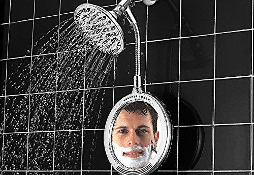 Sharper Image Heated Fog-Free Shower Mirror