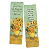 Blessed Special Women Christian Bible Psalm 129:8 Bookmarks Cards (60 Pack)