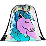 Play Tailor Mermaid Sequin Bag, Reversible...