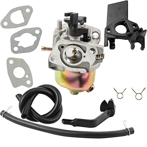 Panari Carburetor + Intake Manifold + Gaskets for Champion Power Equipment 3500 4000 Watts Gas Generator 40026 40008