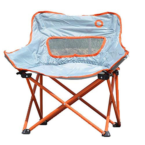 YXNZ Lightweight Foldable Camping Chair Perfect for Adults and Children On Hiking and Camping Or Something Such As Picnics, BBQ, Fishing