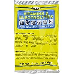 Durvet Vitamins & Electrolytes Conc, 4 oz (113.4g)
