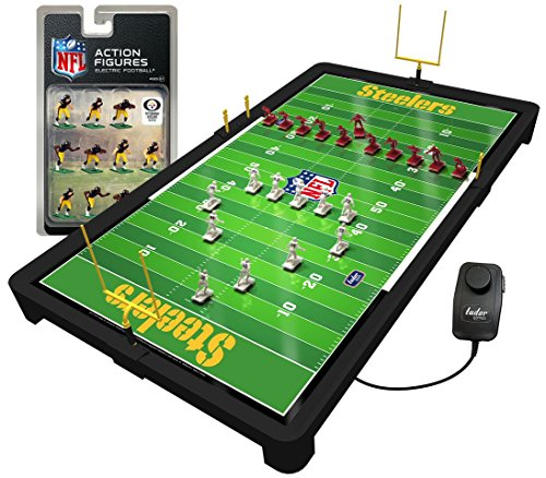 - Pittsburgh Steelers NFL Electric Football Game