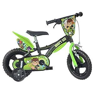 "Dino- Bicicletta 12"" Ben10, 612L-B10"