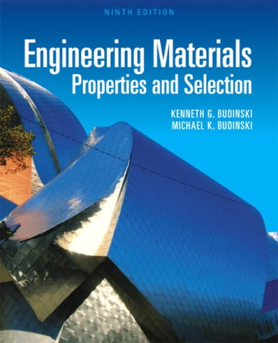 Engineering Materials: Properties and Selection (9…