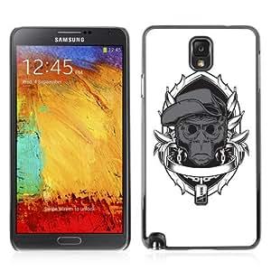 YOYOSHOP [Cool Monkey] Samsung Galaxy Note 3 Case