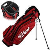 Titleist 2015 Single Strap Stand Golf Bag - Red - Standard