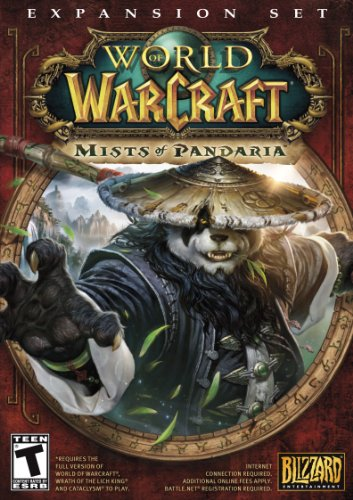 World of Warcraft: Mists of Pandaria - PC/Mac - (Obsolete) (Happiness Mist)