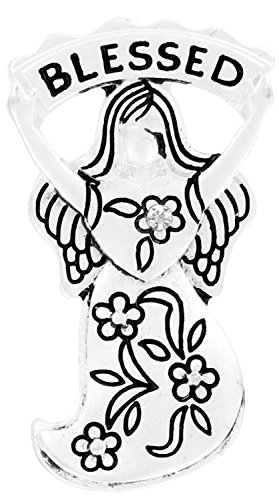 Blessed Wings & Wishes Angel Tac Pin