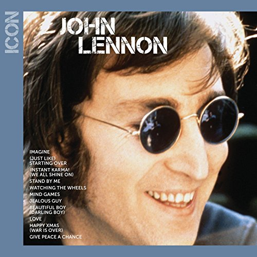 CD : John Lennon - Icon