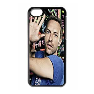 Pop Rock band Coldplay art pattern Hard Plastic phone Case Cover For Iphone 5c ZDI115811