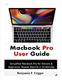 Read Online Macbook Pro User Guide: Simplified Macbook Pro for Seniors & Beginners: Master MacOS in 25 Minutes Doc