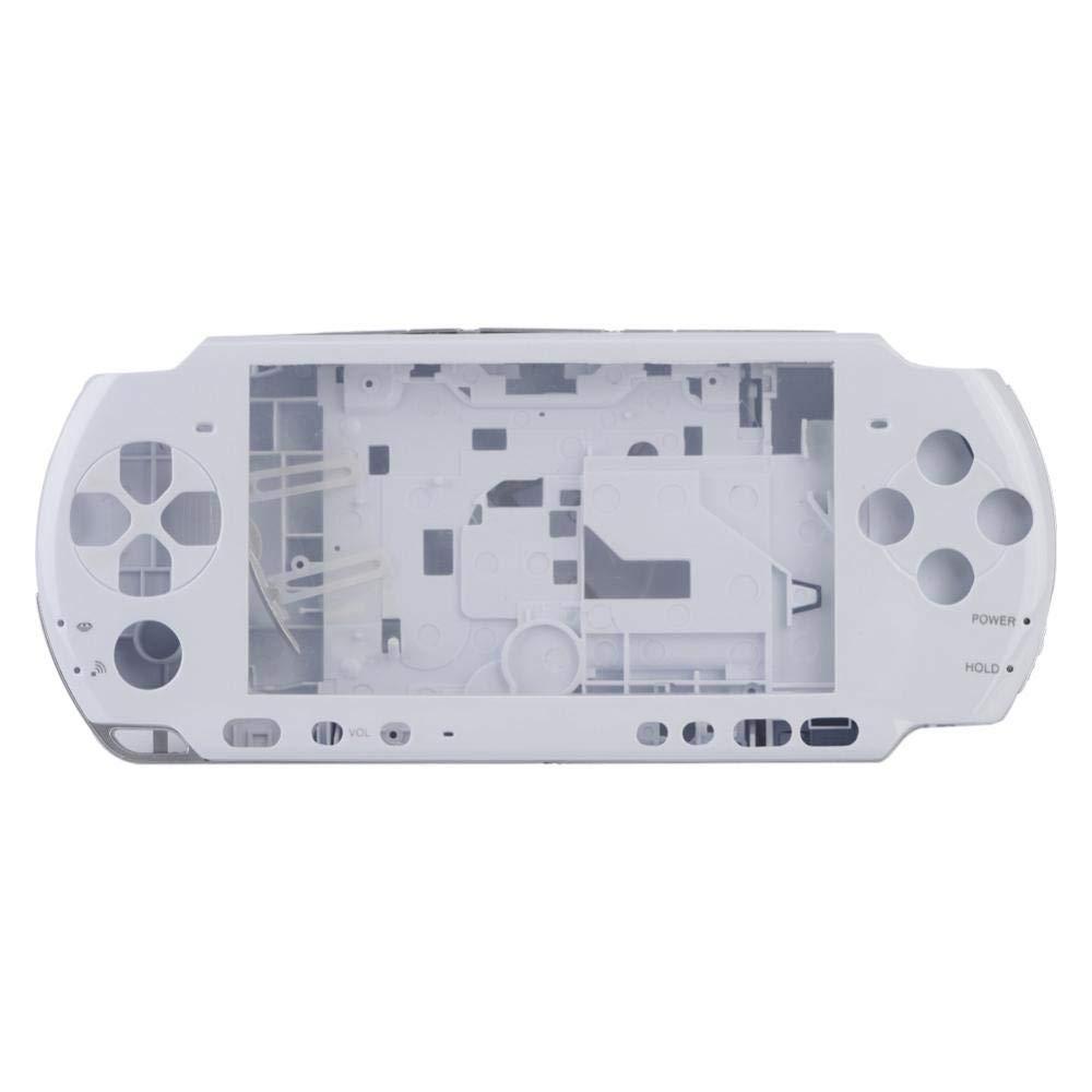 ASHATA Carcasa para PSP 3000,Reemplazo de Funda Protectora ...