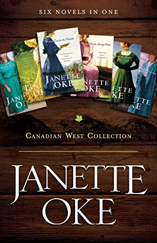 Canadian West Collection: Six Novels in One cover