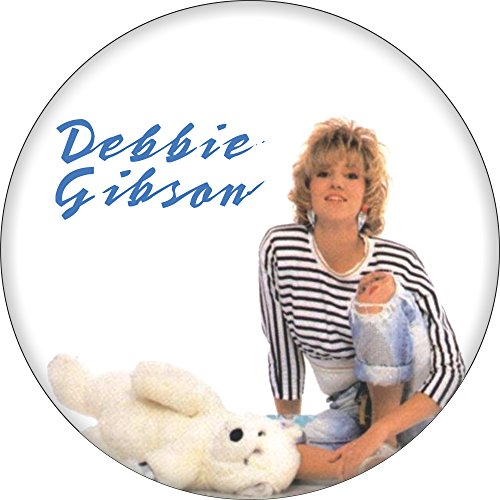 Debbie Gibson - Out of the Blue (Sitting with Teddy Bear on White) - 1.5
