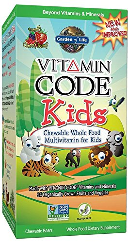 Garden-of-Life-Vegetarian-Multivitamin-Supplement-for-Kids-Vitamin-Code-Kids-Chewable-Raw-Whole-Food-Vitamin-with-Probiotics