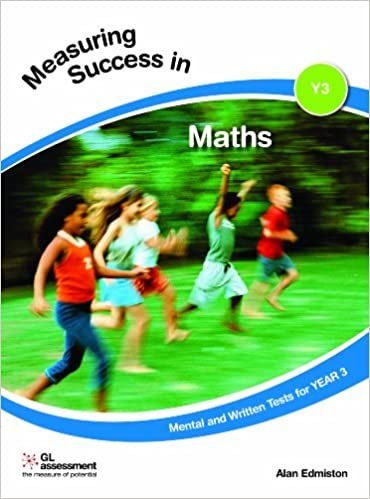 Book Measuring Success in Maths: Year 3