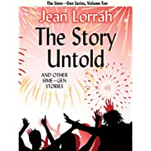 The Story Untold and Other Sime~Gen Stories (Sime~Gen, Book 10) (Sime-Gen)