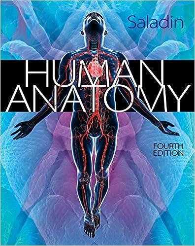 Human Anatomy, 4th edition 4, Kenneth Saladin - Amazon.com