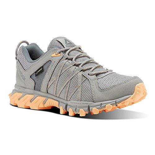 best sneakers 21a7f 6093d ... Reebok Trailgrip Rs 5.0 Gtx, Chaussures de Running Femme gris ...