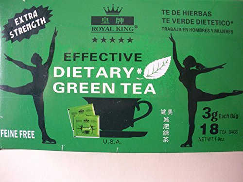 Royal King-extra Strength Effective Dietary Tea (Value Pack) 4 - Diet Effective