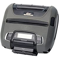 Star Micronic SM-T400i Ultra-Rugged Portable Bluetooth Receipt Printer with Tear Bar - Supports iOS, Android, Windows