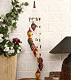 Unravel India Teracotta Shankh Wind Chime For Sale