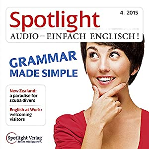Spotlight Audio - Grammar made simple. 4/2015 Hörbuch